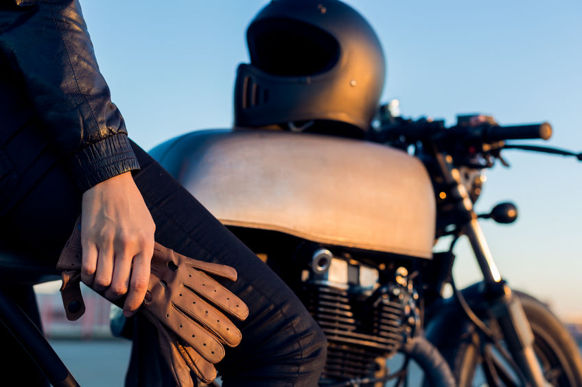 Motorcycle Glove Guide for Women