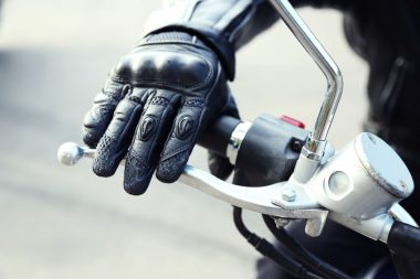 motorcycle glove guide