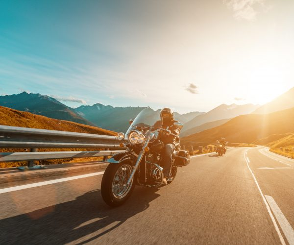 How to Stay Comfortable on a Motorcycle Road Trip