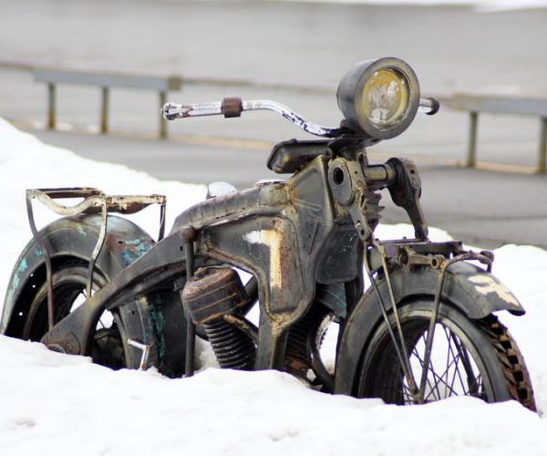 Winter Storage for Your Motorcycle